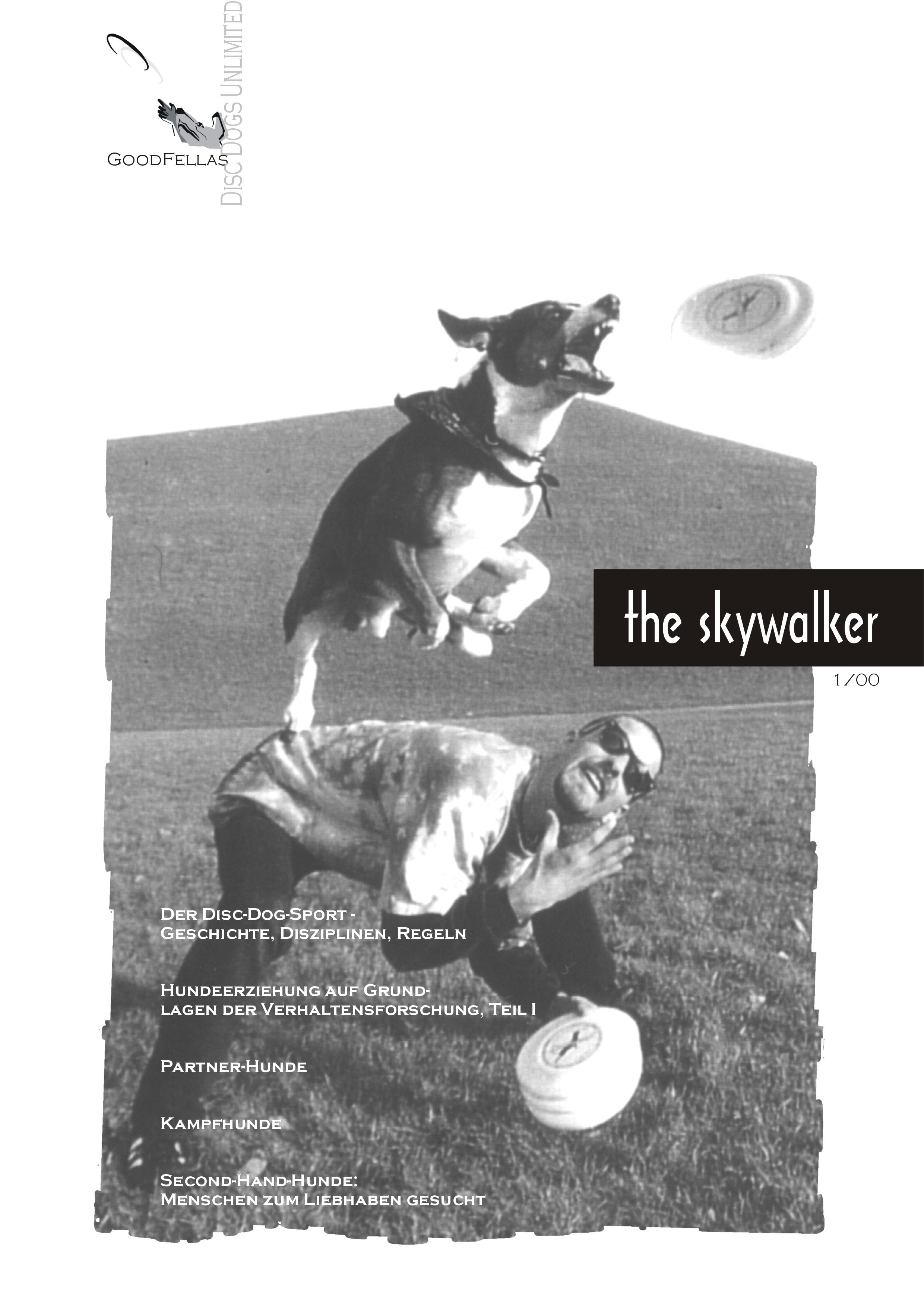 The Skywalker Issue 1 (2000)